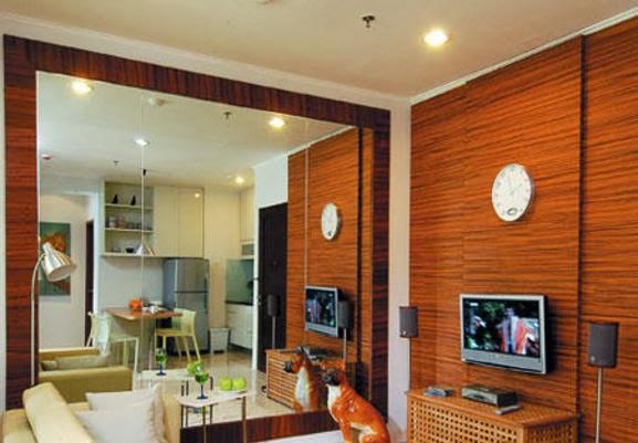 Buat Lantai Dan Perabot Terlihat Ringan
