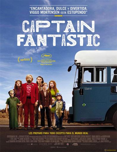 Ver Capitán Fantástico (Captain Fantastic) (2016) Online