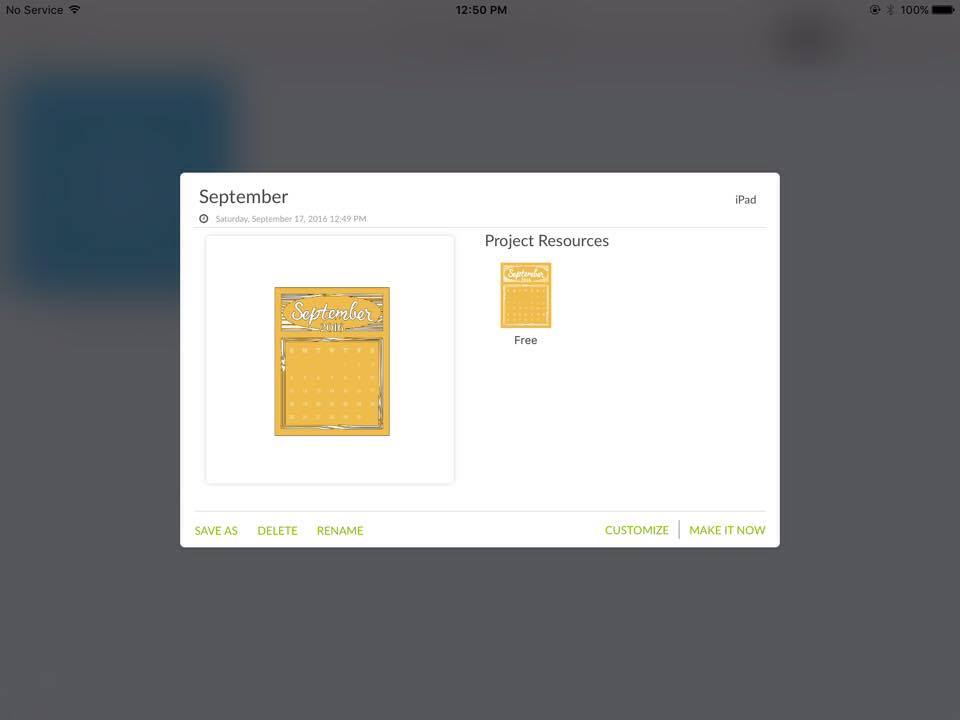 The Non-Crafty Crafter: CRICUT: Design Space iOS app now in more
