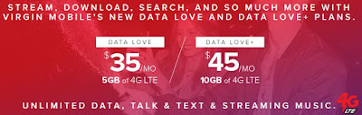 virgin mobile prepaid cell phone plans 2016