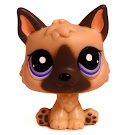 Littlest Pet Shop Collectible Pets German Shepherd (#1800) Pet
