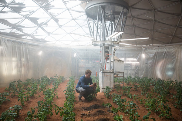 """Marte: The Martian"" (Ridley Scott, 2015)"