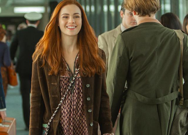 Brianna Fraser en la cuarta temporada de Outlander
