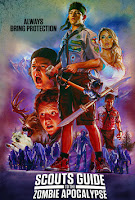 Scouts Guide to the Zombie Apocalypse (2015) online y gratis