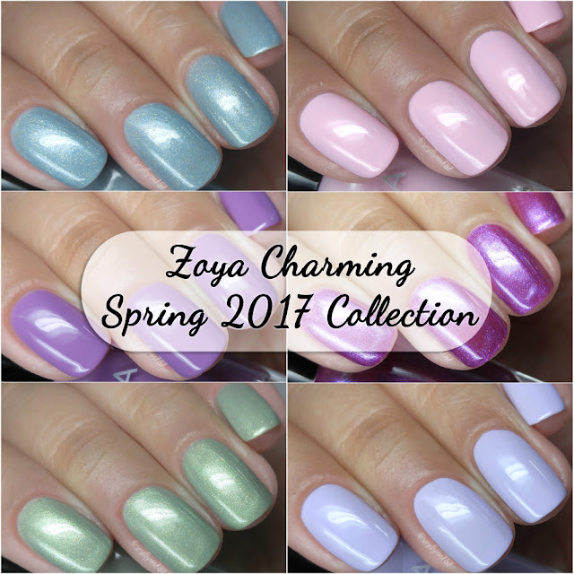 Zoya - Charming Spring 2017 Collection