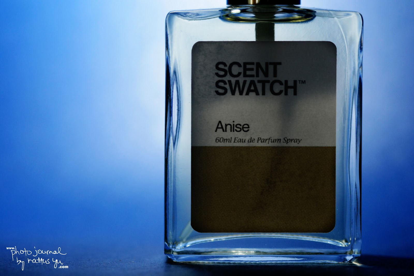 Scent Swatch in ANISE