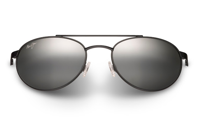 Maui Jim Matte Black Neutral Grey