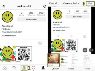 Cara Upload Video Di Instagram 60 Detik (1 Menit) Terbaru