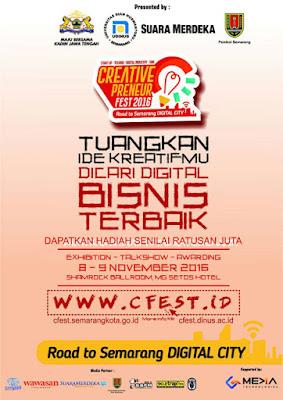 Creative Preneur Fest 2016