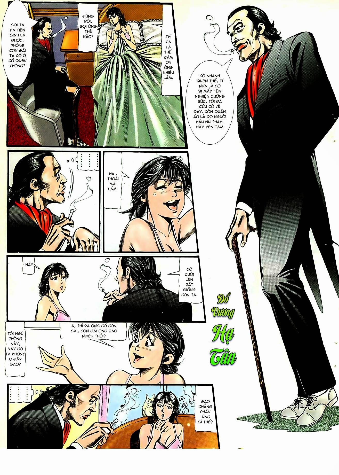 Người Trong Giang Hồ chapter 84: đỗ vương hạ tân trang 9
