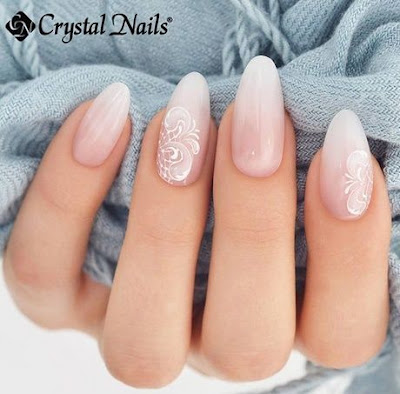 31+ Latest Baby Boomer Nail Art Designs You Must Love
