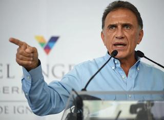 Clementina Guerrero le da la espalda a transas del gobernador de Veracruz