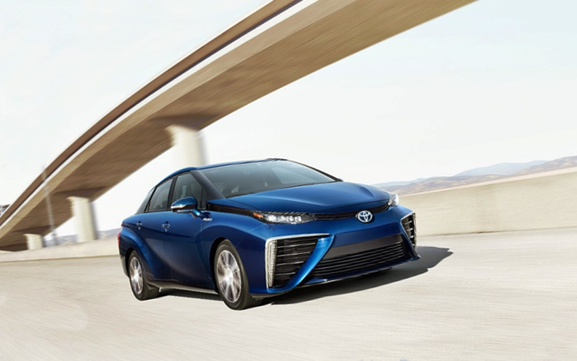 2018 toyota mirai. 2018 Toyota Mirai Hydrogen Review Release Date And Price S