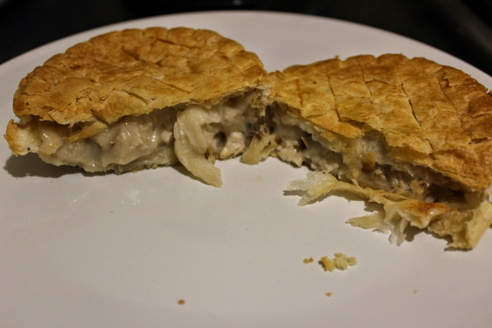 Wrights Chicken & Mushroom Pie