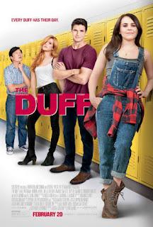 "#Filmowy Weekend- ""The Duff. Ta brzydka i gruba.""  reż. Ari Sandel"