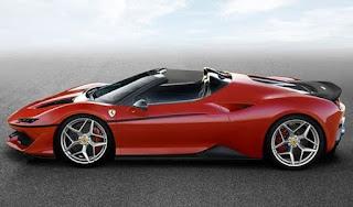 VOUS DEVEZ VOIR '' 2018 Ferrari J50 '' Images Voitures 2018, 2018 Images de Voitures de sport