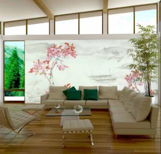 9 Kreasi Hiasan Dinding Yang Membuat Penghuni Rumah Betah