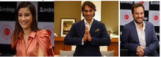 TURKISH STARS CELEBRATE DIWALI IN INDIA