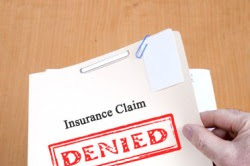 Causes of Denied Insurance Claims