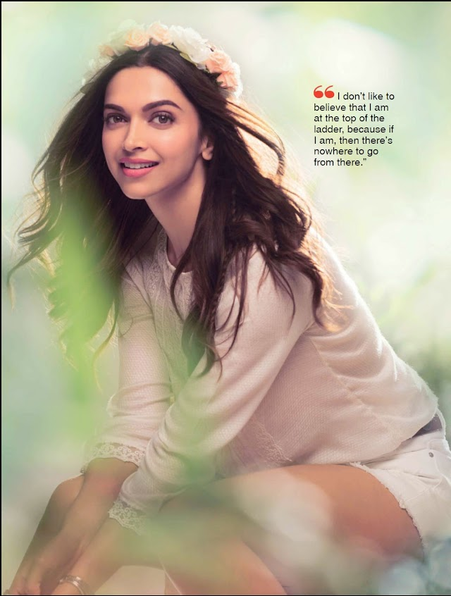 Deepika Padukone Stardust MAgazine January 2016 Scans