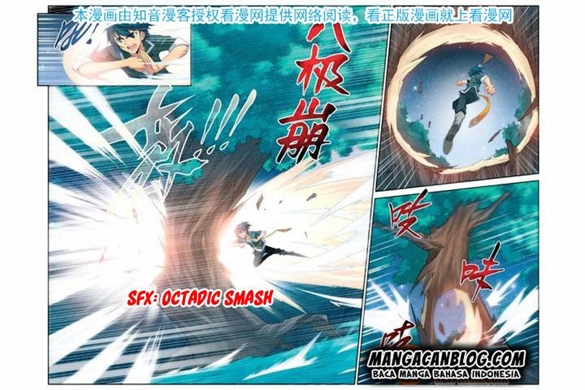 Battle Through Heaven Chapter 09-14