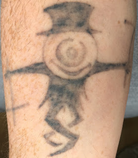 Tattoo fading one week after picosure session