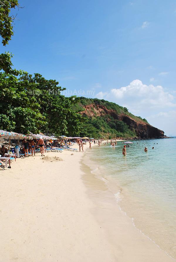 Pattaya Koh Larn Beach