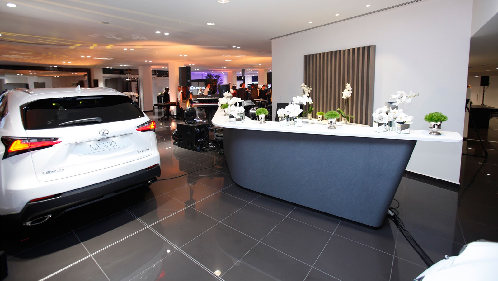 Lexus Dealership Interior Www Miifotos Com