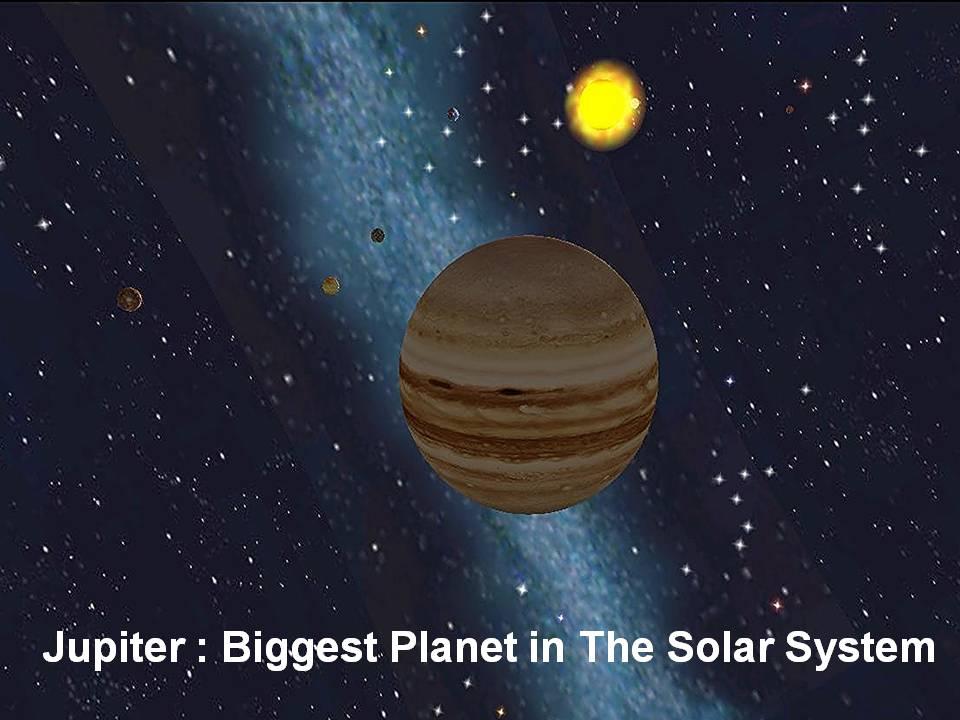 Manash (Subhaditya Edusoft): Jupiter : Largest Planet in ...