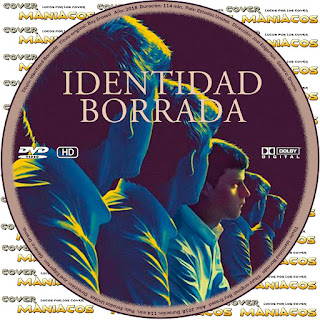 GALLETA IDENTIDAD BORRADA - BOY ERASED - 2018