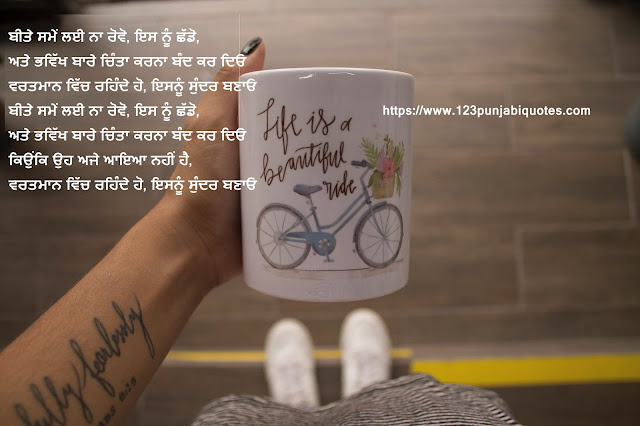 Best Punjabi Quotes on Life