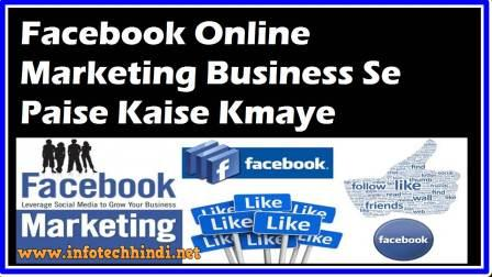 Online Facebook Marketing Business in Hindi Urdu