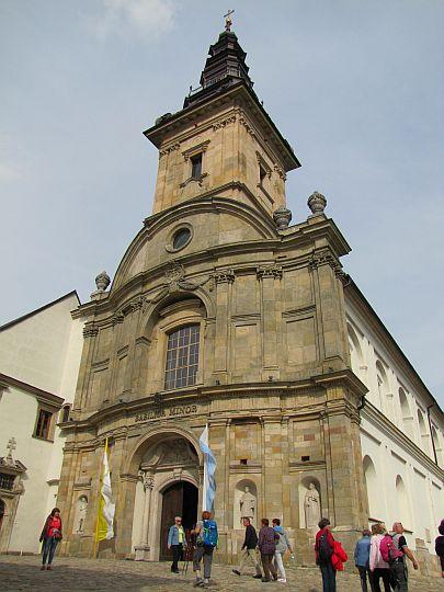 Sanktuarium Relikwii Drzewa Krzyża Świętego.