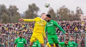 الرجاء يعود بتعادل صعب من امام شبيبة القبائل في الجولة الرابعه من دوري أبطال أفريقيا