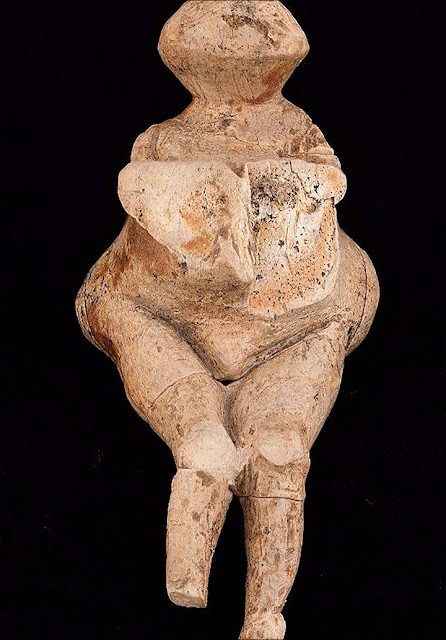 'Palaeolithic Venus' discovered in Russia