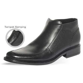 Sepatu Pria Salmon BTR 1