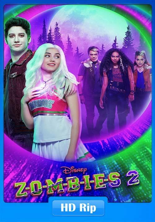 Zombies 2 2020 720p WEBRip x264 | 480p 300MB | 100MB HEVC