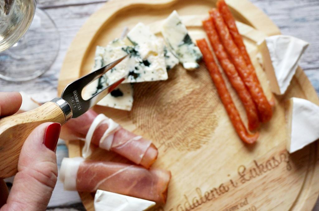 MyGiftDNA prezent okazja rocznica deska do serów