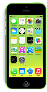 Apple iPhone 5c - For the Colorful