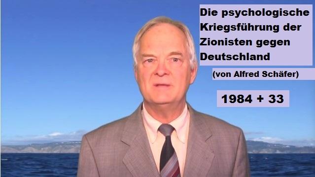 die psychologische kriegsführung der zionisten