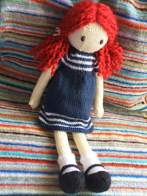 Sally - Free Pattern
