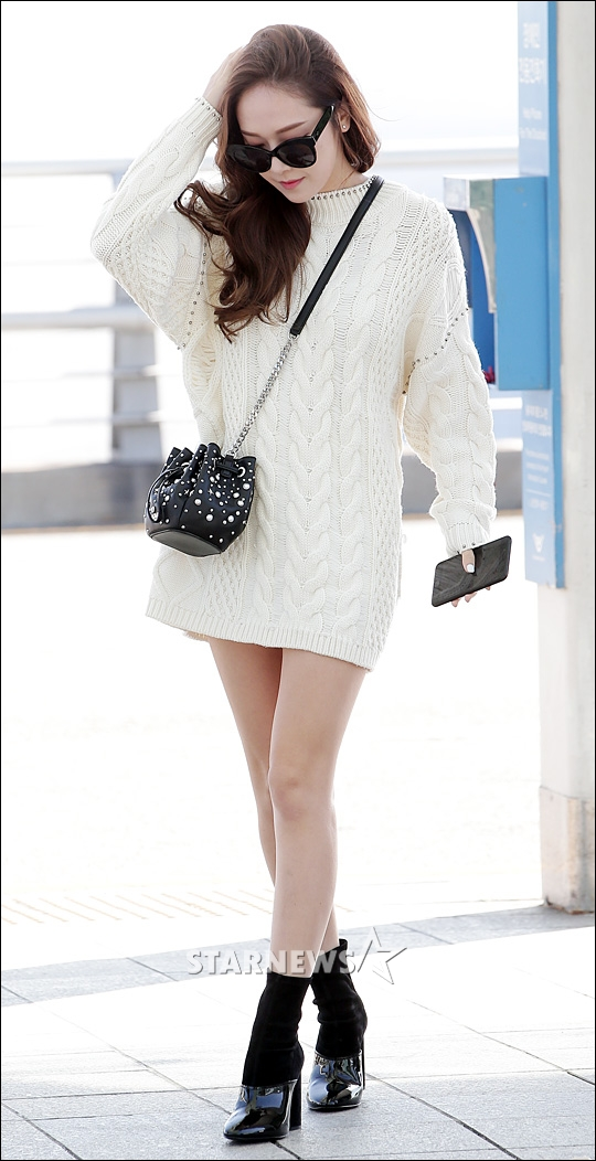 Jessica Jung Is Off To Berlin Wonderful Generation