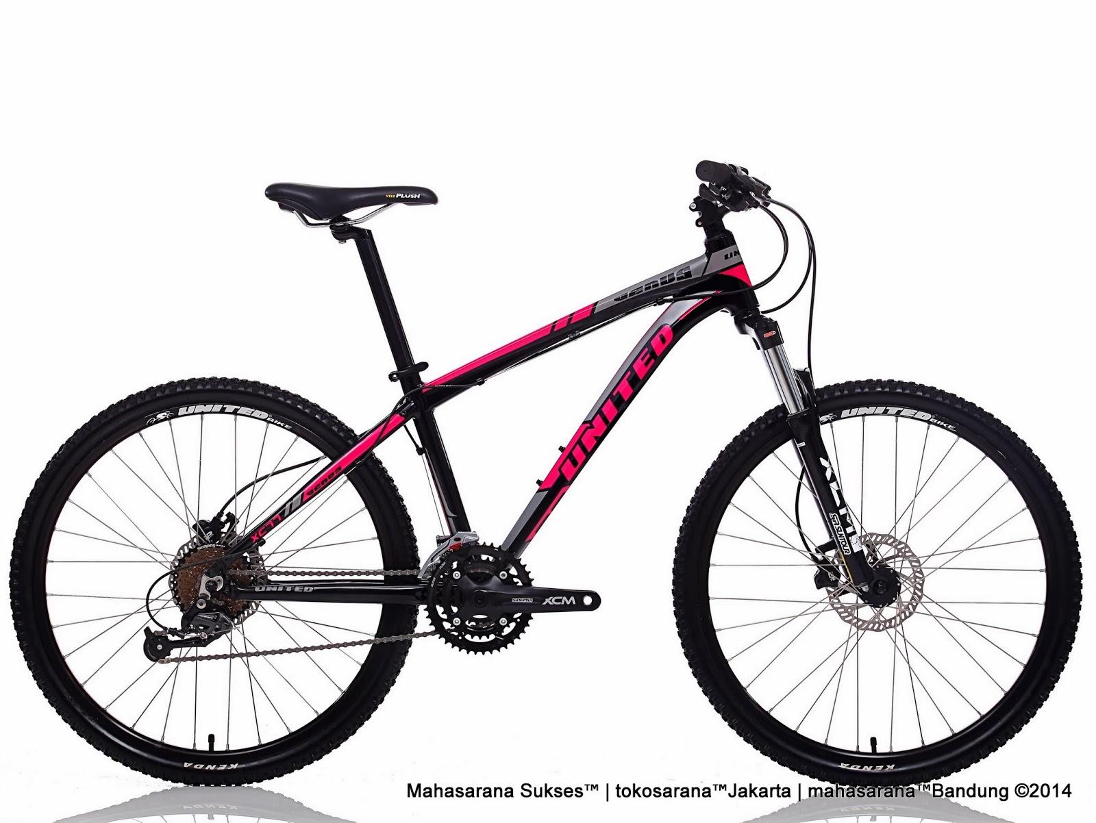 tokosarana™ Mahasarana Sukses™ Sepeda Gunung UNITED