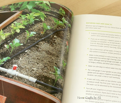 Water Saving Garden Book Review irrigation