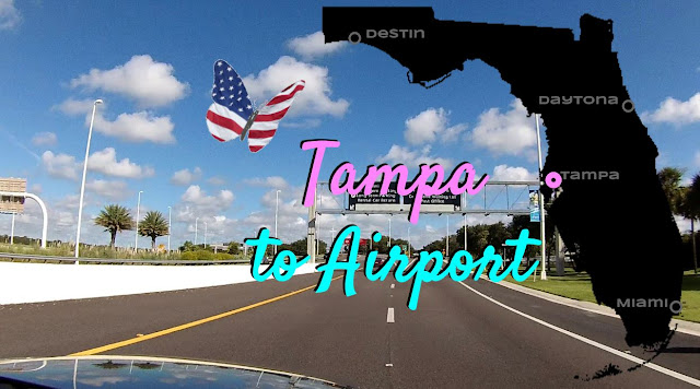 Tampa nach Tampa Airport, Florida USA