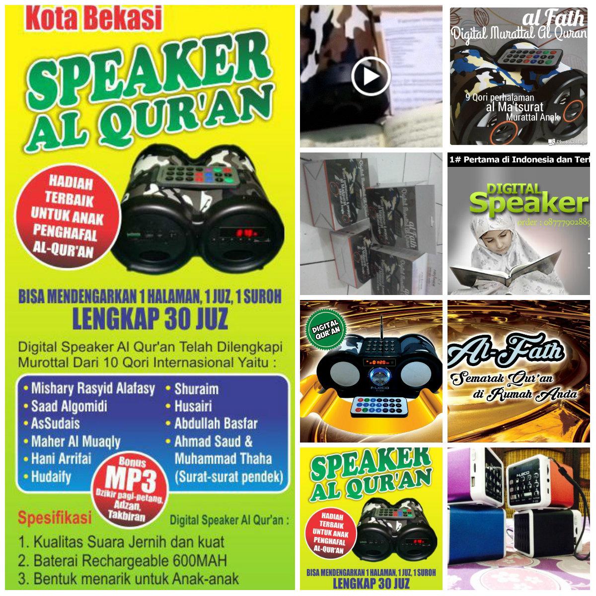 Grosir Eceran Quran Digital Murottal 30 Juz 9 Qori Internasional Speaker Al 25 Radio Model Melayani Pengiriman Jabodetabek Dan Kota Di Indonesia Sebagai Hadiah Buat Buah Hati Kita Untuk Mengulang Penghafalan Yang Bersanad