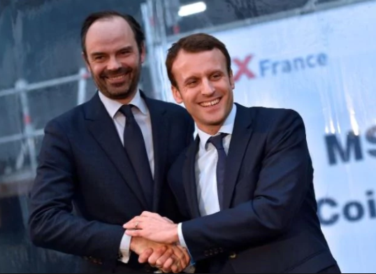 French President, Emmanuel Macron names Edouard Philippe as Prime Minister