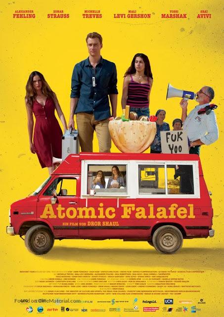 Atomic Falafel (2015) ταινιες online seires xrysoi greek subs