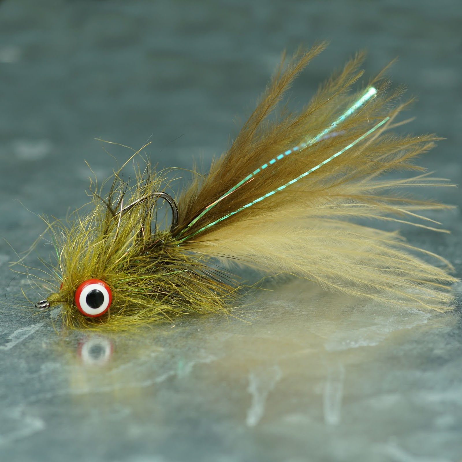 The Big Junk Streamer - Fly Fish Food -- Fly Tying and Fly Fishing