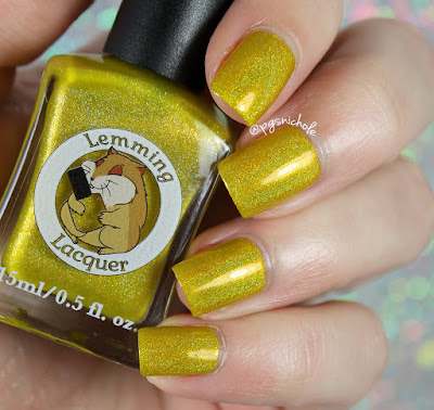 Lemming Lacquer Newp | Damn It, I Had Something For This: Part Two